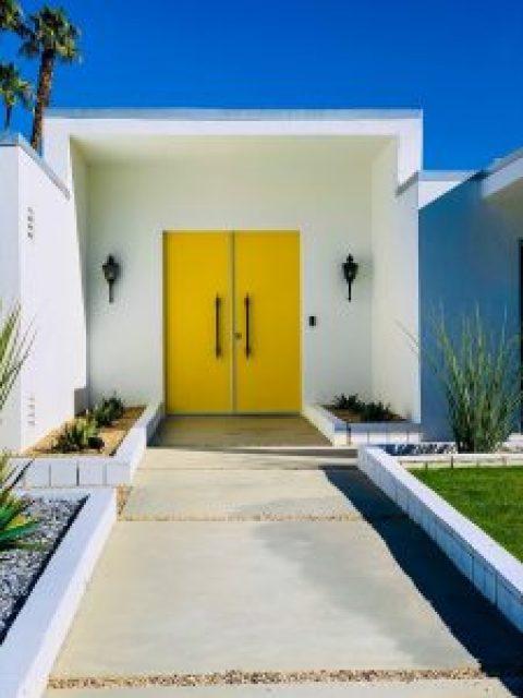 wooden double door design for home photos
