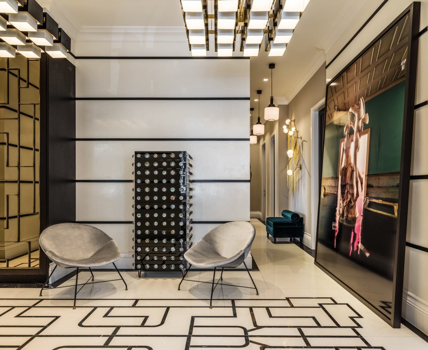 Luxury Living Nilufar Squat London 2016