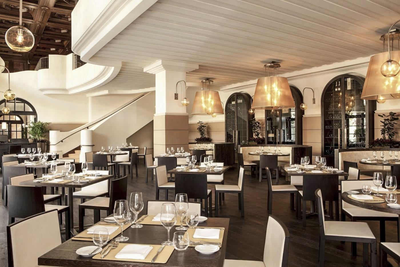 Scarpetta Restaurant Beverly Hills