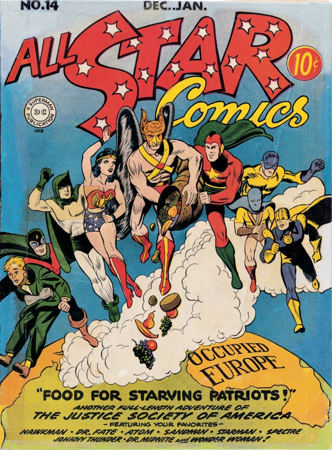Image result for dc golden age