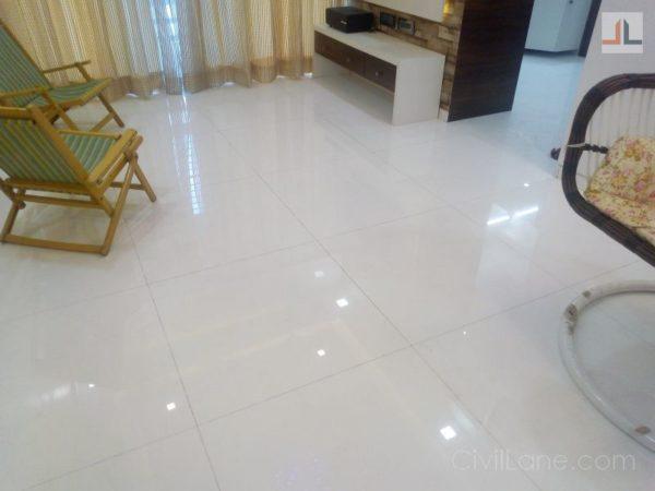 cost of vitrified tiles flooring