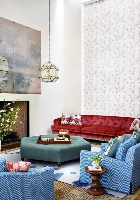 Neutral color wallpaper highlighter