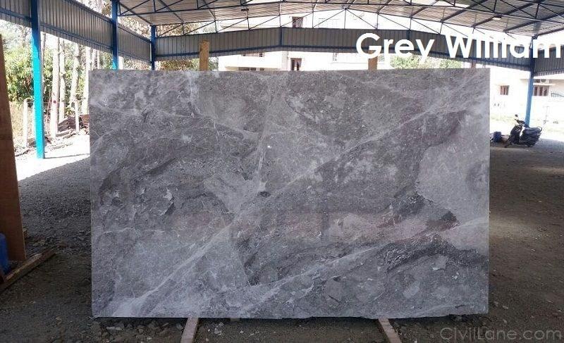 Grey William Italian Marble Flooring