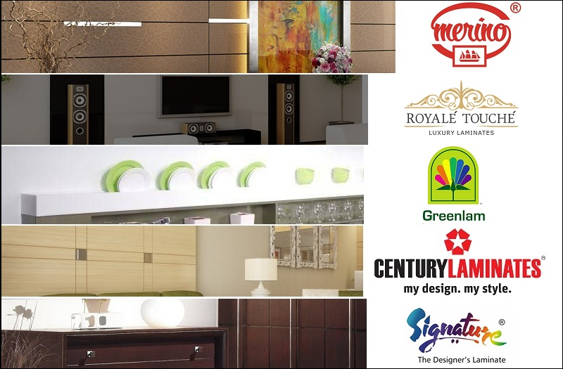 Top 5 Decorative Laminate Brands India