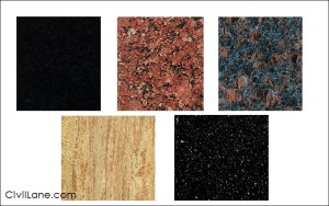 Top 5 Indian Granite Stone Color Shades and Name India