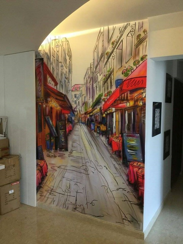 Wall Painting Designs