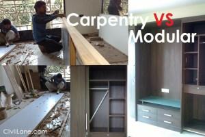carpentry vs modular furniture what to choose