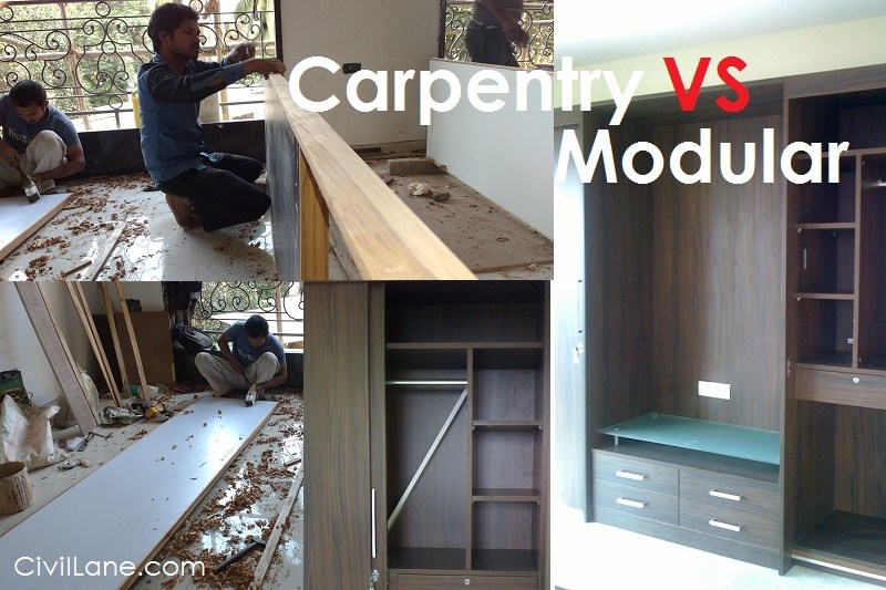carpentry vs modular furniture what to choose