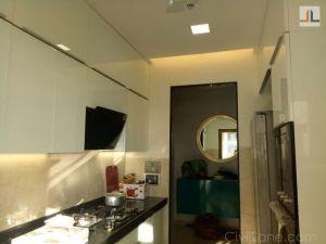 White Modular Kitchen Designs Lower Parel Mumbai (3)