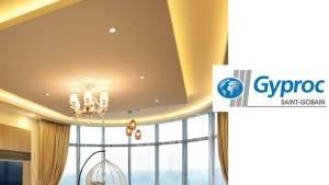Gyproc false ceiling gypsum brand Mumbai