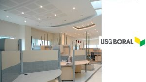 USG Boral false ceiling solutions India