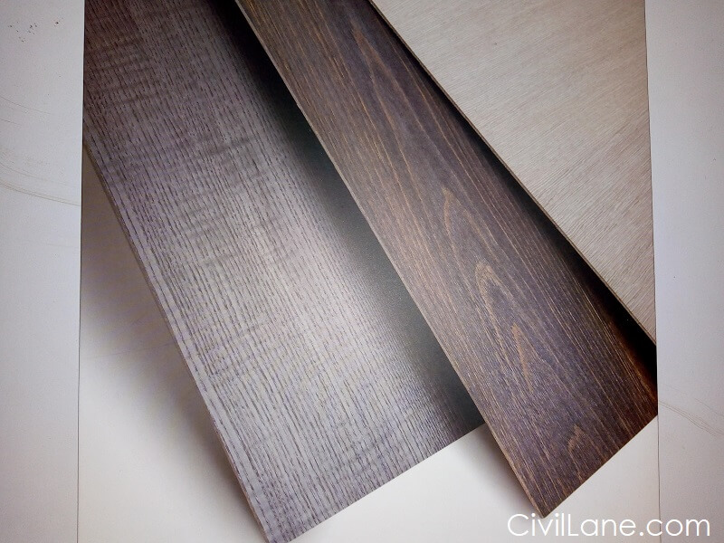 Prefinished Wood Veneered Panels