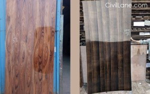 Wood veneer samples mumbai