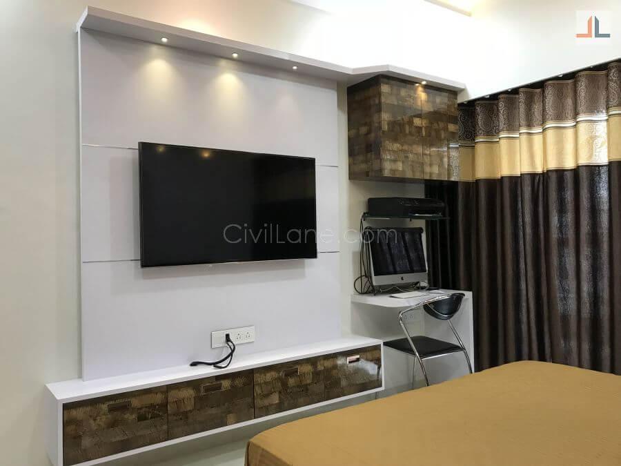 Gundecha Trillium Kandivali East Mumbai 3BHK Home Interior Design 1200 square foot (7)