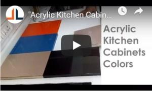 Acrylic Kitchen Cabinets Colors CivilLane