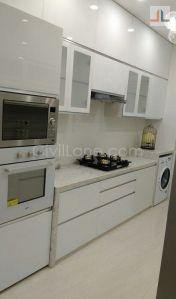 Kitchen tall unit otg microwave oven
