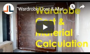 Wardrobe Cost Material Calculation CivilLane