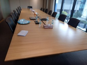 Conference area furniture