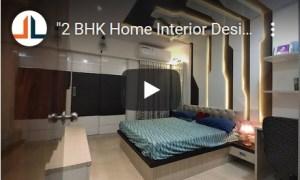 2BHK Home Interior Design Thane Mumbai by CivilLane
