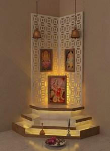 Simple Pooja Room Design Ideas