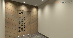 Safety Door Design Sour Wood-3