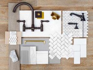 Interior Designer Material Selection