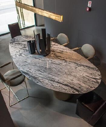 Oval Shape Dining Table Vastu Tips