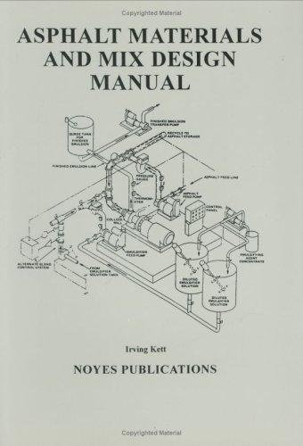 Asphalt Materials and Mix Design Manual by Irving Kett