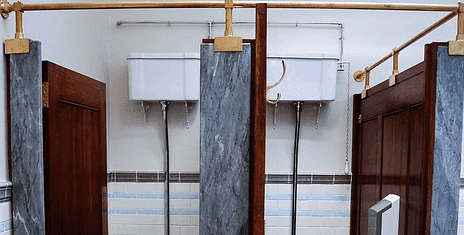 4 Ablution Fittings -|| Flushing cisterns|| Wash Basin|| Bath Tube and Sinks
