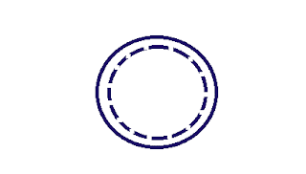 Open Well Symbol