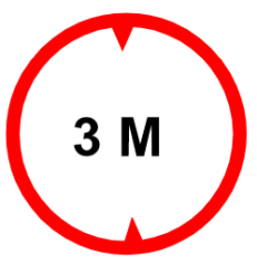 "Symbol image of ""Height Limit"" sign"