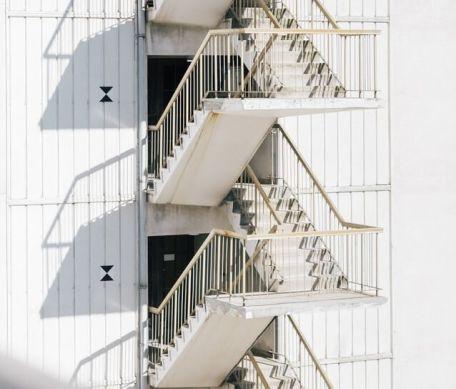 Dog-legged Stairs
