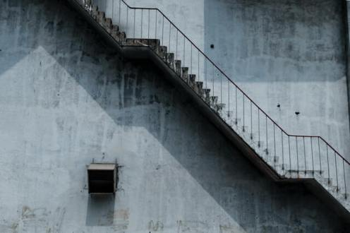 Types of Stairs - Straight Stairs