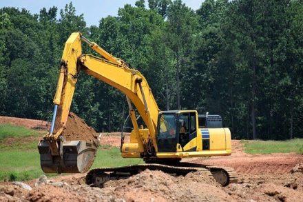 Heavy  Construction Equipment  - #7. Backhoe