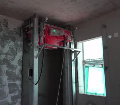 Tupo Automatic Plastering Machine2