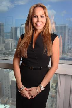 06/18/15- Miami- Miami-Dade Circuit Judge Valerie R. Manno Schurr, 11th Judicial Circuit of Florida.
