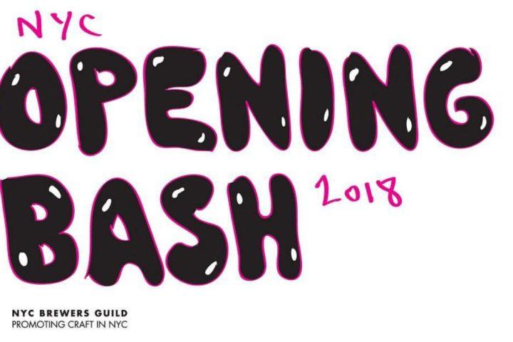 NYC Opening Bash 2018
