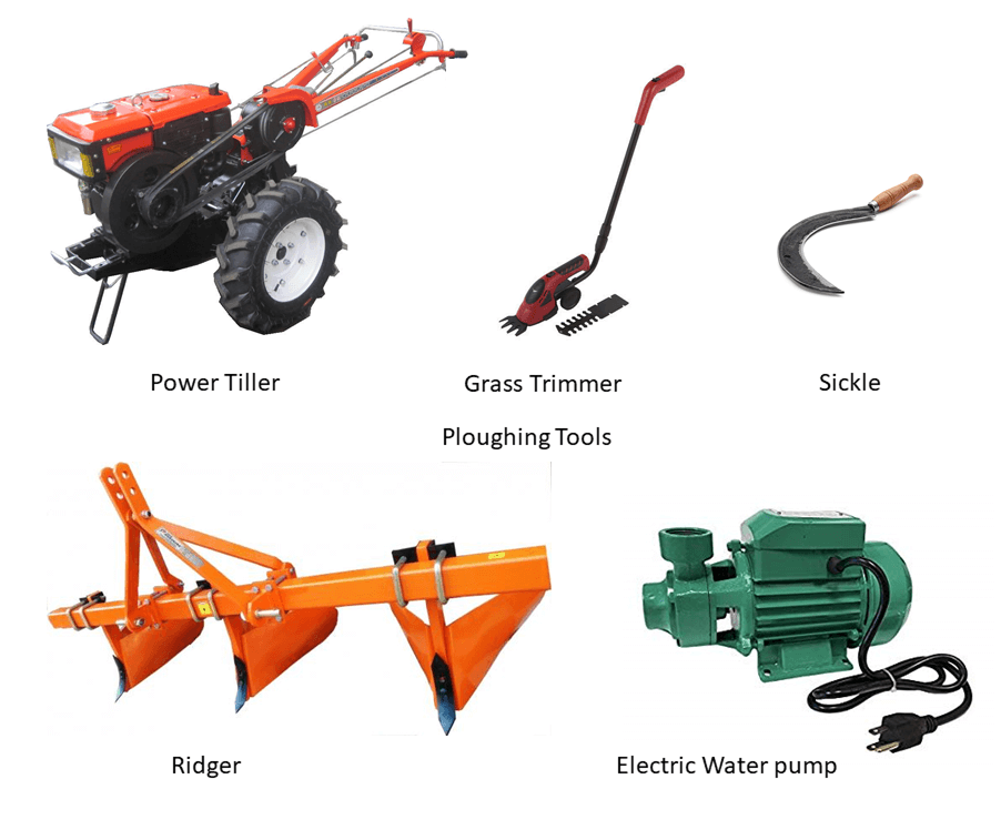furrow irrigation equipment