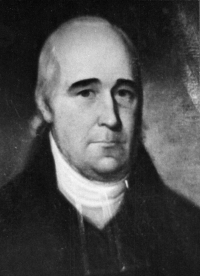 Richard Furman, the South Carolina Baptist pastor and denominational leader who in 1822 steered white Baptists toward pro-slavery ideology.