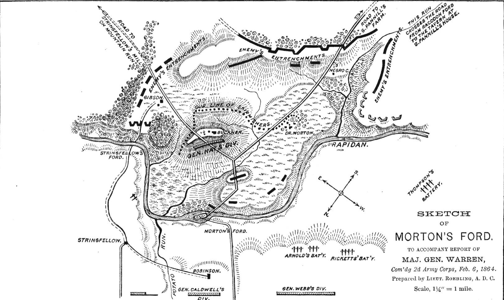 Rantings of a Civil War Historian » Waren-MF