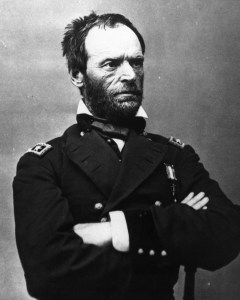 Federal Gen W.T. Sherman | Image Credit: collaborationnation.wikispaces.com