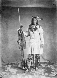 Dakota Chief Little Crow | Image Credit: Wikipedia.org