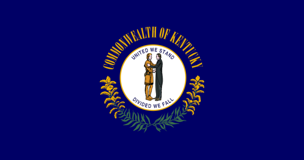 Kentucky State Flag | Image Credit: Wikimedia.org