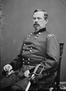 Major General Irvin McDowell | Image Credit: Wikipedia.org