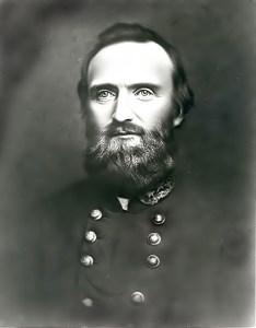 "Maj Gen ""Stonewall"" Jackson | Image Credit: SonoftheSouth.net"