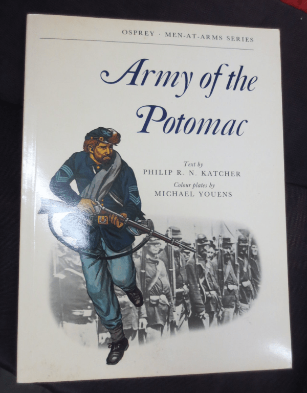 book on Army of Potomac