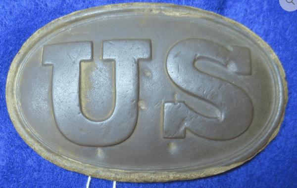 US belt plate