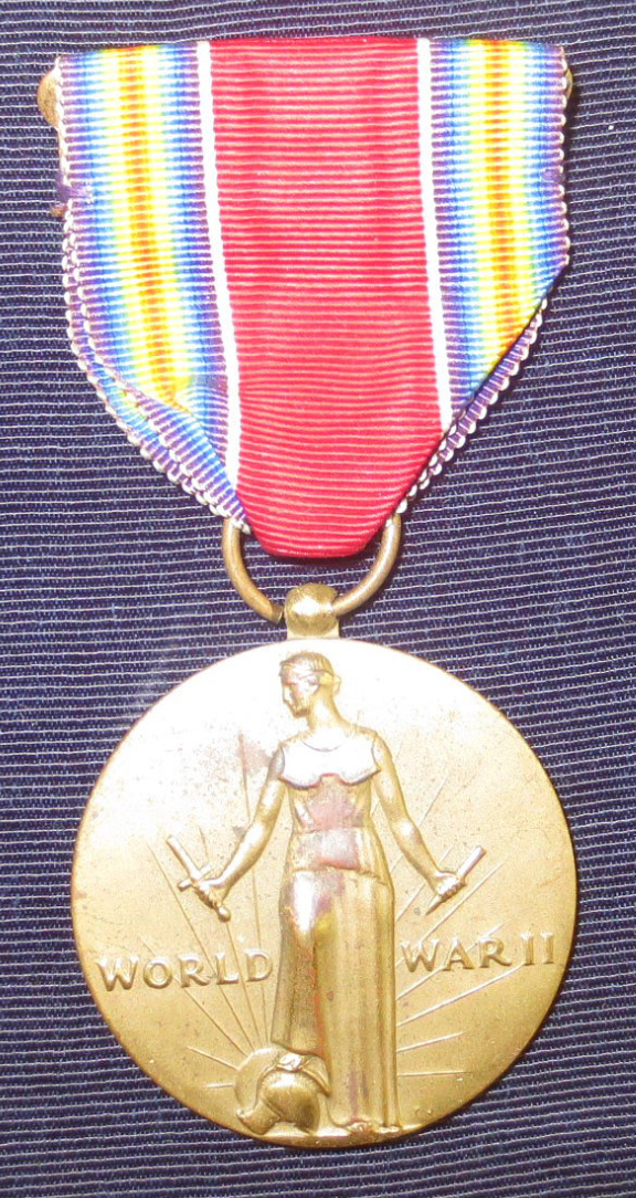 part of a medal