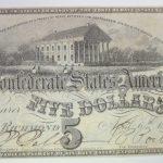 old dollar bill
