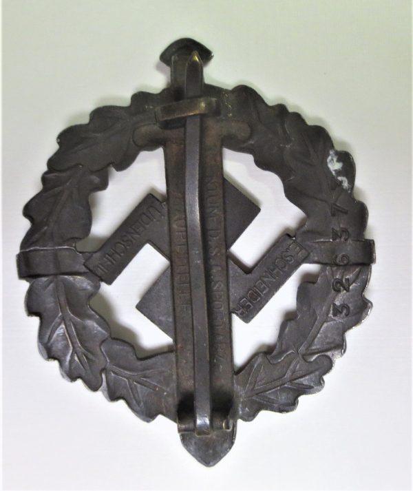 nazi pin